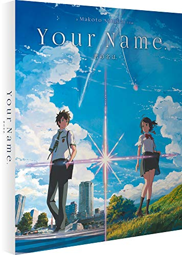 Your Name 4K Ultra HD + Bluray-Edition Collector Limitée [Blu-Ray]