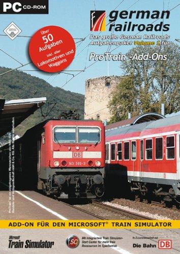German Railroads - Pro Train Aufg. Paket Add-On