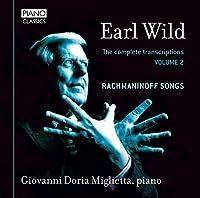 Earl Wild: The Complete Transcriptions, Vol. 2 by Giovanni Doria-Miglietta