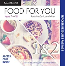 Food for You Australian Curriculum Edition Books 1 and 2 Teacher Resource Package