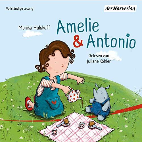 Amelie & Antonio cover art