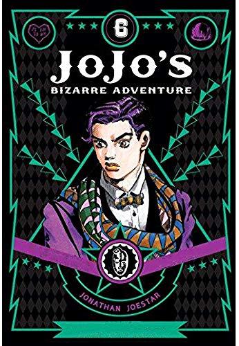 New Adventure Manga: JoJo's Bizarre Adventure Vol 6 (English Edition)