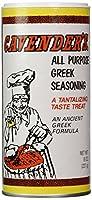 Cavender's All Purmose Greek Seasoning 8 oz (227 g)キャベンダーズ グリーク シーズニング