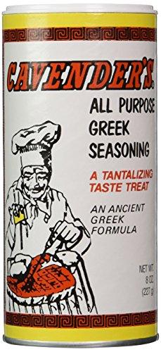 Cavenders All Purpose Greek Seasoning, 8 oz