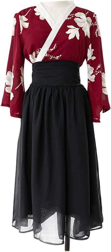 1Pc Fashion Printed High Waist Horn Sleeve Temptation unisex quality assurance Sexy Lady