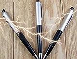 kelaina 3PCS Funny Electric Tricky Kuso Kugelschreiber