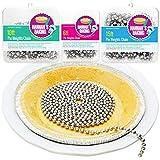 Baking Pie Crust Weights Chain- pie crust, pie chain Stainless Steel Long_10feet