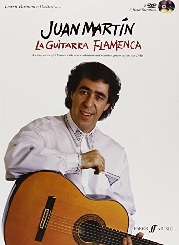 La Guitarra Flamenca: A Video Series of 6 Lessons with Music