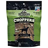 Redbarn Beef Lung Choppers Dog Chew, 9 Ounce (2-Count)