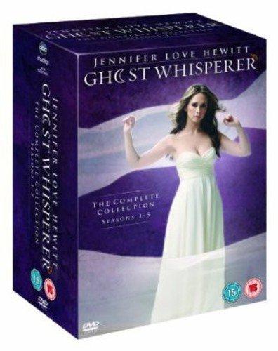 Ghost Whisperer - Seasons 1- 5 [Reino Unido] [DVD]
