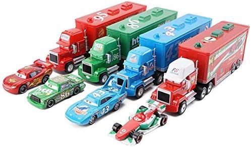 Diecasts Toy Vehicles Pixar Excellent Cars Jackson Set S Lightning Cheap McQueen