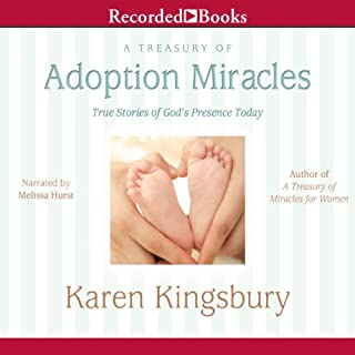 A Treasury of Adoption Miracles audiobook cover art