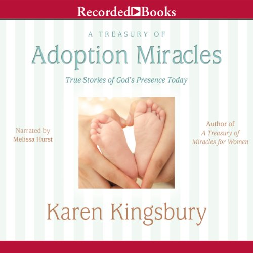 A Treasury of Adoption Miracles cover art