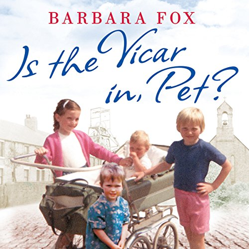 Is the Vicar in, Pet? audiobook cover art