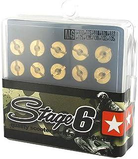 Düsenset 2951198 (10Stk) für STAGE6 für DELLORTO M6 / 6mm 112 135