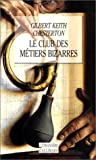 Le club des métiers bizarres - Editions Gallimard - 22/03/1996