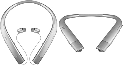LG TONE INFINIM HBS-920 Wireless Stereo Headset - Silver