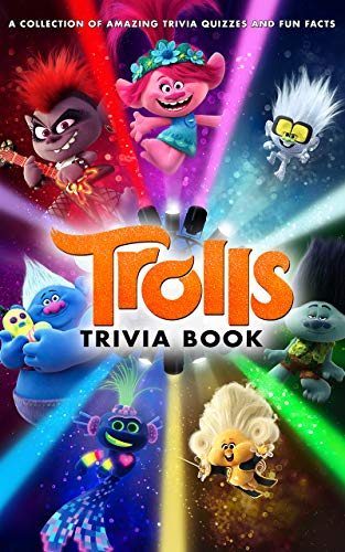 Quizzes Fun Facts Trivia Book: A Collection Of The Best Trivia From Tro lls (Workbook And Activity Books) (English Edition)