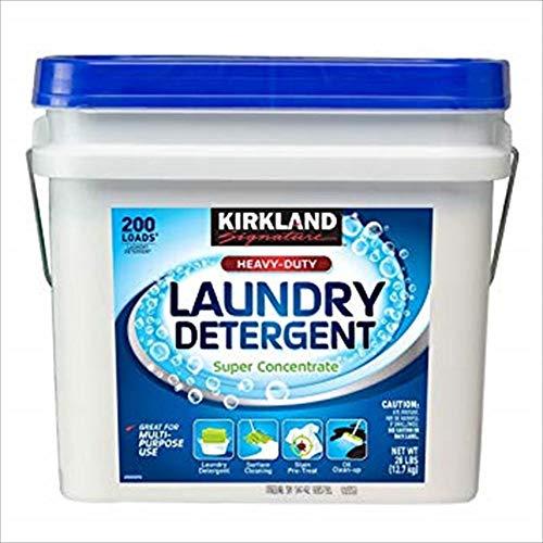 コストコ『カークランドシグネチャー 粉末洗濯洗剤 12.7kg 約200回分』