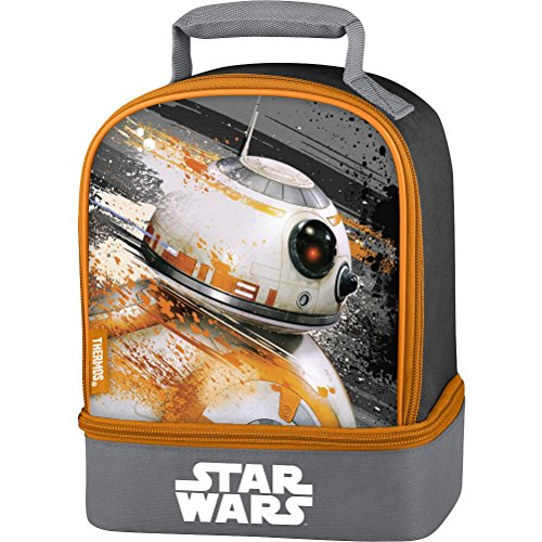 Star Wars VII Episode 7 The Force Awakens Backpack, Lunch Box and School Supplies Kylo Ren The Last Jedi