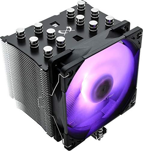 Scythe Mugen 5 processor koeler Mugen 5, processor, koeler, 12 cm, LGA 1150 (aansluiting H3), LGA 1151 (aansluiting H4), LGA 1155 (socket H2), LGA 1156 (socket H), LGA 1366, AMD A,