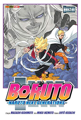 Boruto. Naruto Next Generations - Volume 2