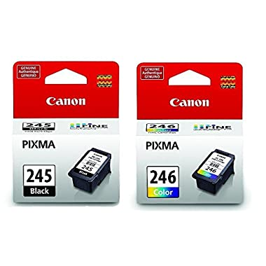 Canon PG Black 245 CL 246 Color Ink Cartridges Special for MG2520 MG2920 MG2420