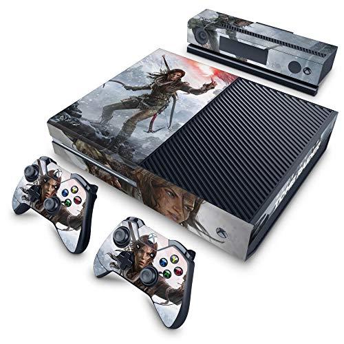 Skin Adesivo para Xbox One Fat - Rise Of The Tomb Raider