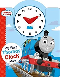 My First Thomas and Friends Thomas Clock Game Interactive Book Ages 3+
