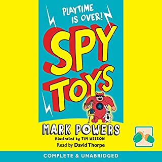Spy Toys cover art