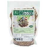 桜井食品 緑レンズ豆 200g