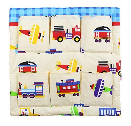 Gitterbett Ordentlich Organizer Kinderbett Kinderzimmer Hängende Aufbewahrung Viele Designs 6 Taschen Babymam - Lkw