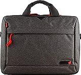 Tech air TAN1207 14.1' Bandolera Gris maletines para portátil - Funda (Bandolera, 35,8 cm (14.1'), Tirante para Hombro, 338,3 g, Gris)