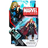 Marvel Universe 3 3/4 Inch Series 17 Action Figure Thunder Age Thor