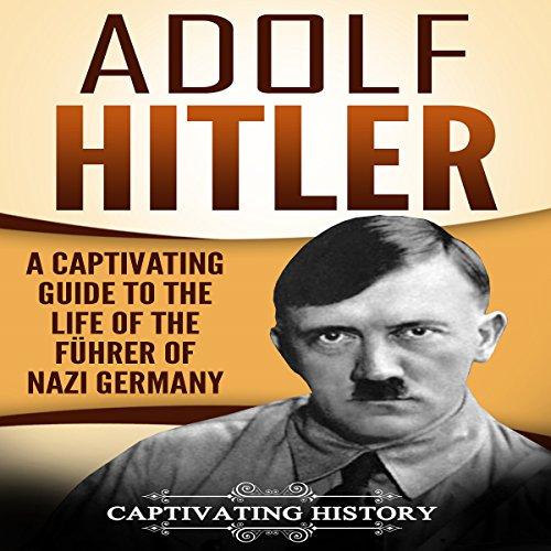 Adolf Hitler cover art