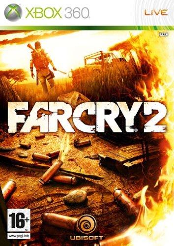 Ubisoft Far Cry 2, Xbox 360 - Juego (Xbox 360, Xbox 360)