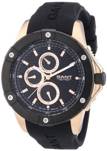 GANT W10953 - Orologio da polso uomo, plastica, colore: nero