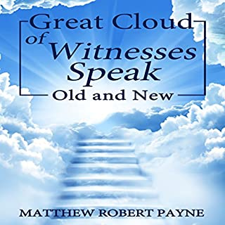 Great Cloud of Witnesses Speak cover art