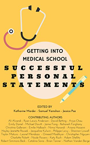 Getting Into Medical School: Successful Personal Statements (English Edition)