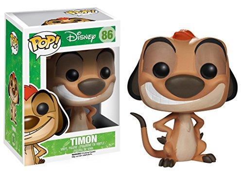 Funko - Figura con Cabeza móvil El Rey León Disney (PDF00003963)