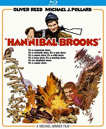 Hannibal Brooks [Blu-ray]