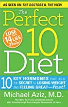 the perfect 10 diet recipes