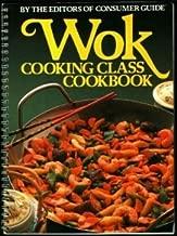 Wok Cooking Class Cookbook
