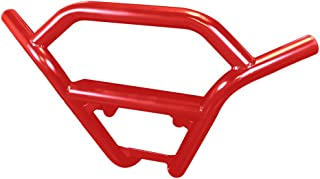 Allied Powersports Steel Front Bumper for Polaris RZR (Red) - 1003-RE