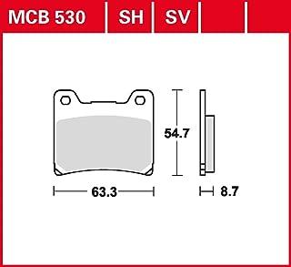Plaquettes frein avant pour Yamaha XJ900 S DIVERSION 95-03