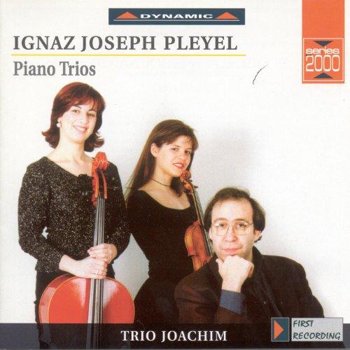Pleyel: Piano Trios in E Minor / G Major / D Major