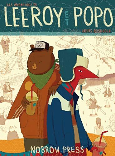 Leeroy and Popo (Nobrow Serial Box)