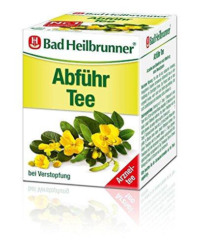 Bad Heilbrunner Abführ Tee, 15 St