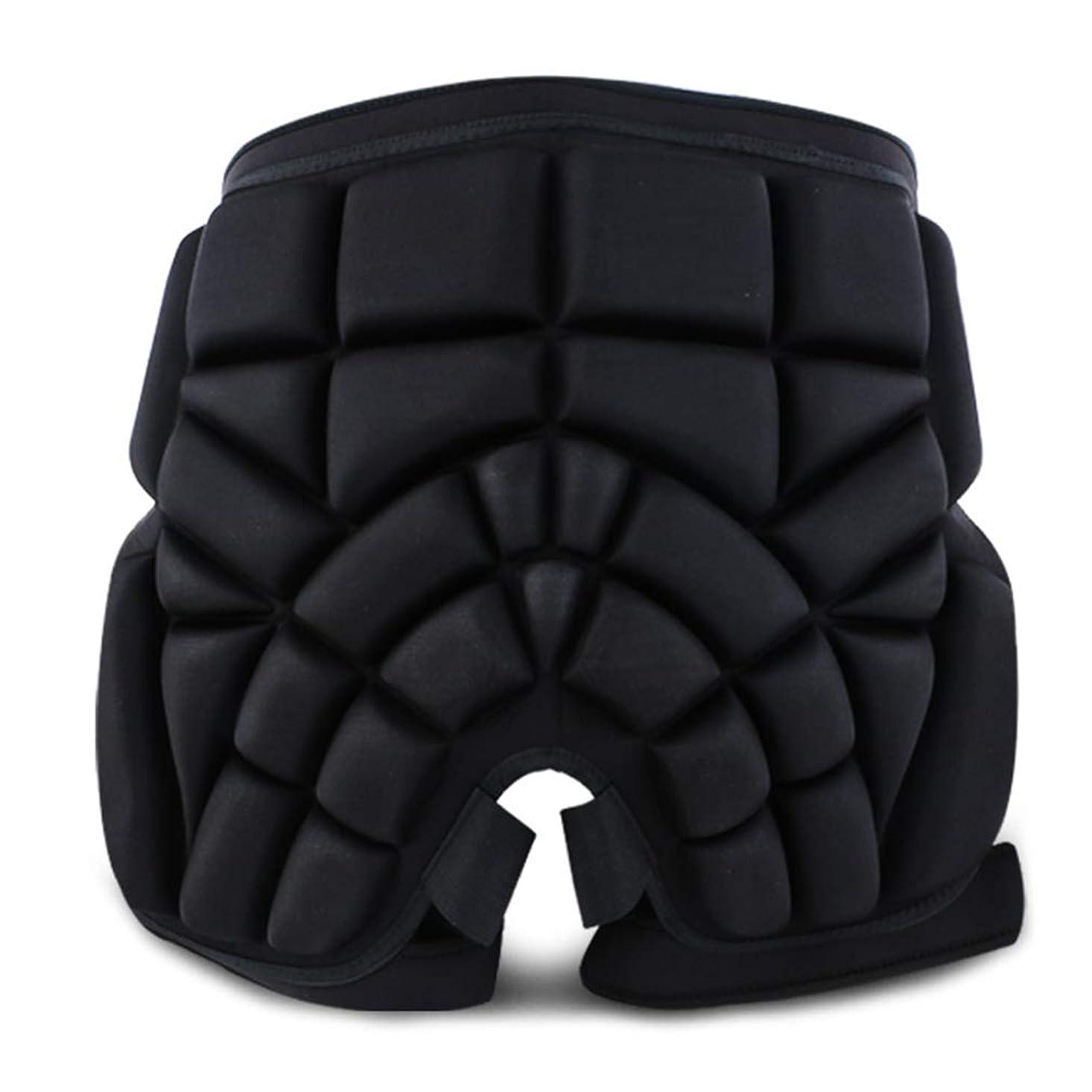 ネーピア提出するエイリアンプロテクター 保護ギア 股関節 子 ローラー スケートボード スケート スポーツの 屋外 インパクトショーツ アダルト 装置
