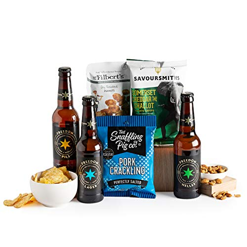 Craft Beer Hamper, Beer Hampers Gift, Craft Ale Gifts and Gift Hamper Box